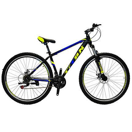 """Велосипед горный 29"""" TITAN INFINITY DD Shimano, фото 2"""