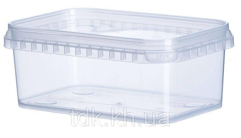 Емкость для заморозки 500мл (ведро, судок, контейнер) для пресерв, икры