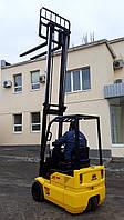 Электропогрузчик бу OM XE 12/3 грузоподъемность 1200 кг, в идеальном состоянии