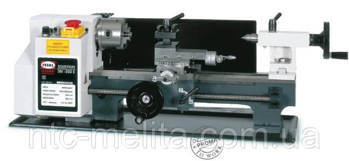 Мини-токарный станок SM-300E