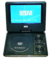 "Портативный DVD Плеер Opera 7,8"" Экран - TV тюнер"
