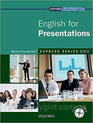 English for Presentations Student's Book and MultiROM
