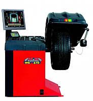 Станок балансировочный, автомат M&B Engineering WB 670