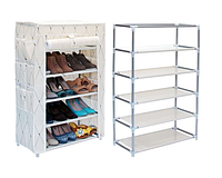 Текстильный шкаф для обуви VITTO, фото 1