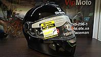 Мото шлем Shark Skwal Blank (черный)