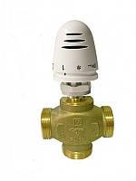 "HERZ CALIS-TS-RD клапан DN25 (1 1\4"")  1776140 + головка Herz mini"