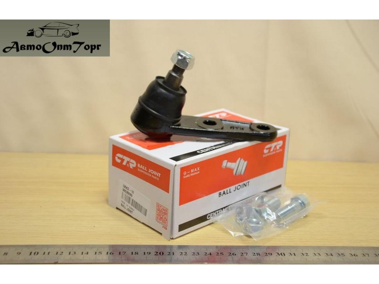 Кульова опора на Chevrolet Aveo, Авео, model: CBKD-10, вир-во: CTR, кат. код: CBKD-10;