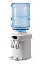 Кулер настольный HotFrost D65E горячая-холодная вода
