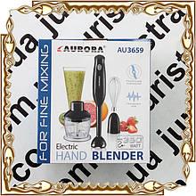 Блендер AURORA, нерж.  AU 3659 350 Вт.