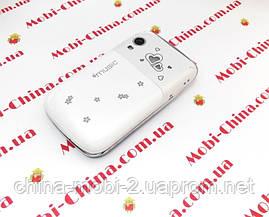 Копия  Nokia W666 dual - стильный телефон, фото 3