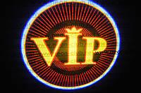 Подсветка дверей авто / лазерная проeкция логотипа VIP