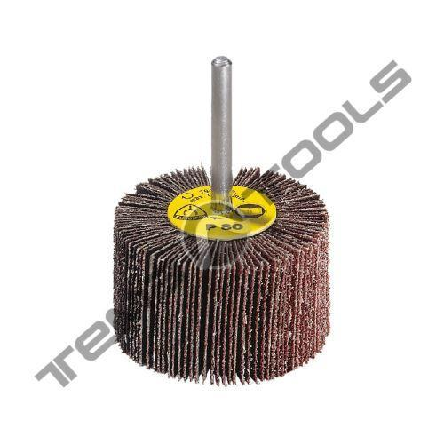 Круг шлифовальный лепестковый КЛО 40x20 P240 Klingspor с оправкой