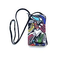 Чехол сумка для телефона 6 дюймов Кроссы