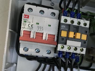 Автоматы управления пульта для насоса ЭКОНОМ АКН-1-15.0