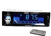 Автомагнитола Pioneer 2010C  - MP3 - FM - USB + Пульт (4x50W)