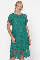 Красивое платье Элен изумруд, фото 1