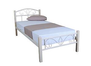 Кровать Лара Люкс Вуд односпальная ТМ Melbi, фото 3