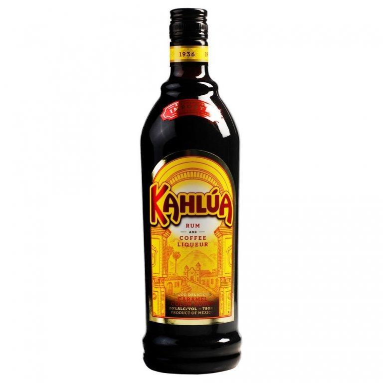 Ликер Kahlua (Калуа) 20%, 1 литр