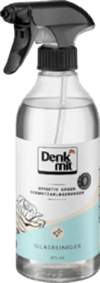 Средство для очистки стекла Denkmit Glasreiniger, 475 ml.