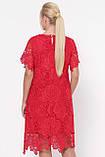 Ошатне плаття Елен червоне, фото 5