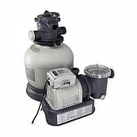 Песочный фильтр-насос 7900 л/ч для песка 23кг