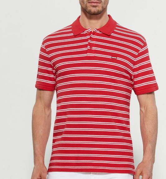 Тенниска-поло - Red