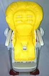 Односторонний чехол на стульчик для кормления Peg Perego Prima Pappa, фото 6