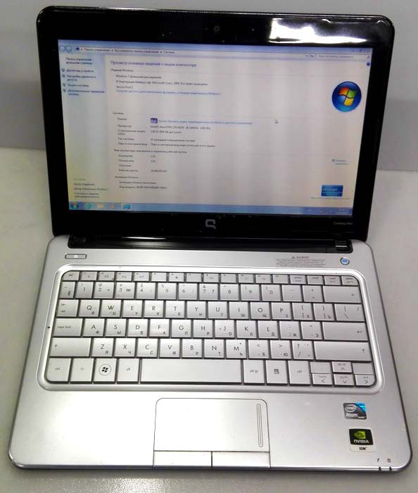 Компактный ноутбук HP Mini 311c-1010ER с 3G модемом