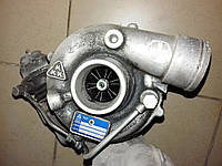 Турбина KKK 53149990653 K14-2264GGB451 б/у на VW T4 2.4TDI 1990-2003, фото 1