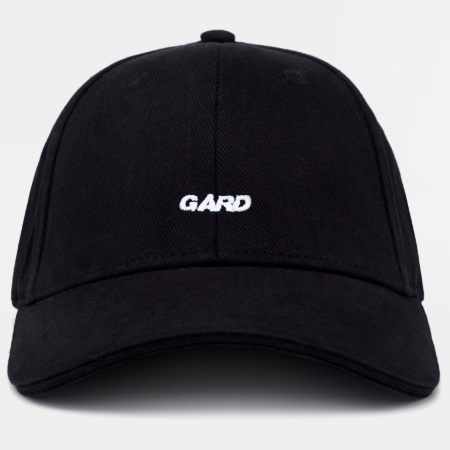 Кепка GARD BASEBALL CAP 1/19 Чёрная Black