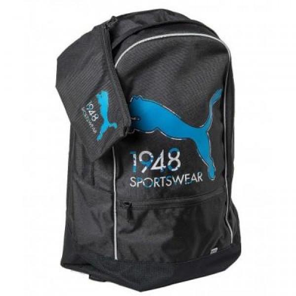 Рюкзак Puma Pioneer черный (074062 01) - Оригинал