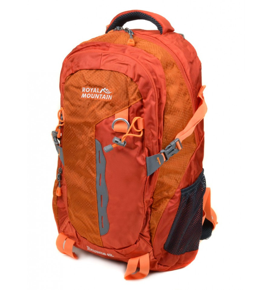 Туристический рюкзак Royal Mountain 8461 orange 45 л