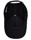 Кепка GARD чёрная BASEBALL CAP 1/19 Black, фото 3