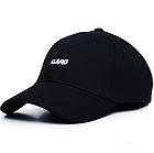 Кепка GARD чёрная BASEBALL CAP 1/19 Black, фото 5