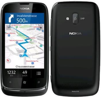 Телефон Nokia Lumia 610, фото 2