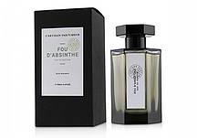 Парфюмированная вода унисекс L'Artisan Parfumeur Fou d`Absinthe, 100 мл