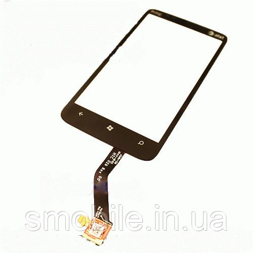 HTC Сенсорний екран HTC 7 Surround T8788 чорний