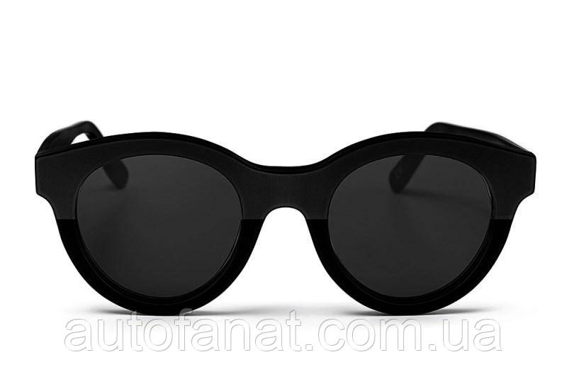 Оригинальные солнцезащитные очки MINI Panto Sunglasses, Matt/Shine, Black (80252460919)