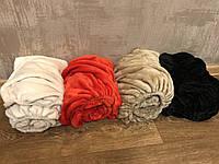 Набор 3в1(махра): чехол на кушетку, подушка, плед 190*70
