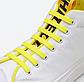 Силиконовые шнурки одной длины для обуви. 12 штук в комплекте, фото 6