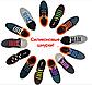 Силиконовые шнурки одной длины для обуви. 12 штук в комплекте, фото 7