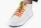 Силиконовые шнурки одной длины для обуви. 12 штук в комплекте, фото 10