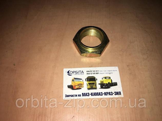 260-1802247 Гайка М39х2 роздавальної коробки КРАЗ (вир-во АвтоКрАЗ)