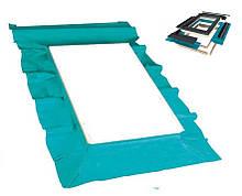 Комплект для гідро-та теплоізоляції дахових вікон