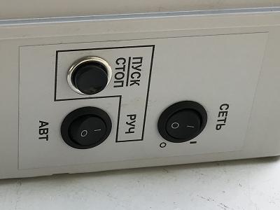 Простое и удобное управление пульта для насоса ЭКОНОМ АКН-11-2.2