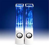 Колонки с фонтанчиком KS Dancing Water Speakers - 150595
