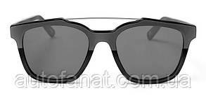 Оригинальные солнцезащитные очки MINI Aviator Sunglasses, Matt/Shine, Black (80252460920)