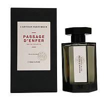 Мужская туалетная вода L'Artisan Parfumeur Passage D`Enfer, 100 мл