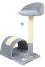 Дряпка-когтеточка для кошек ДО5 Природа с аркой