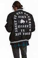Нейлоновые бейсбольные куртки оригинал 100%. привезены из Англии